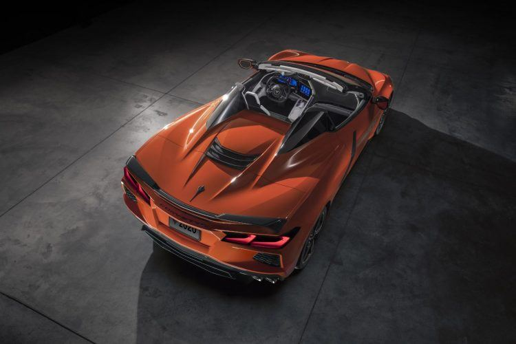 2020 Chevrolet Corvette Stingray Convertible 001