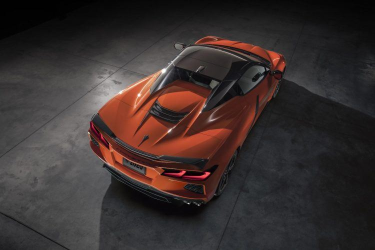 2020 Chevrolet Corvette Stingray Convertible 004