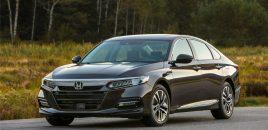 2020 Honda Accord Hybrid: A Brief But Detailed Walk Around