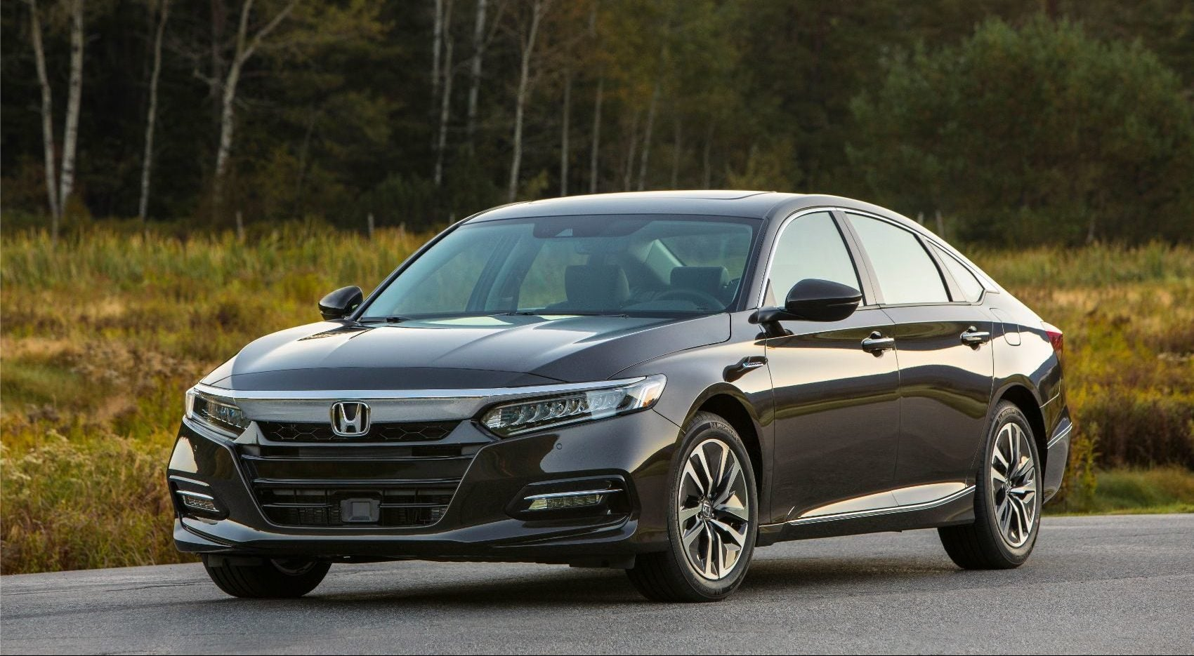 2020 Honda Accord Hybrid: A Brief But Detailed Walk Around