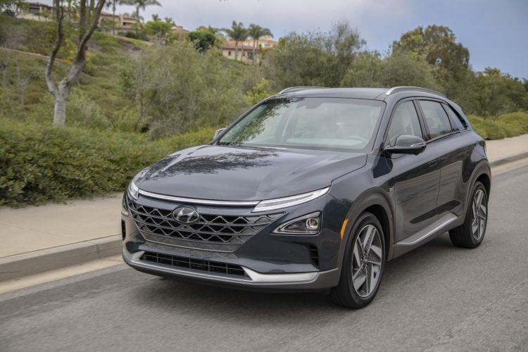 2020 Hyundai Nexo 750x500 - Hydrogen vs. Battery: The Electric Car Is Dead. Long Live The Electric Car!