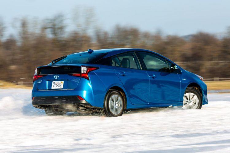 2020 Prius XLE AWD e Blue 05