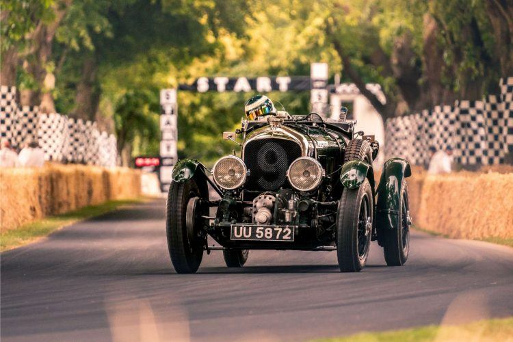 Bentley 1929 Team Blower Reborn In Limited Continuation Series 17