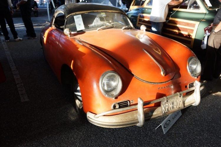 Barn Find Porsche