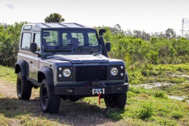 Importing A Classic Land Rover Defender? Read This First 17