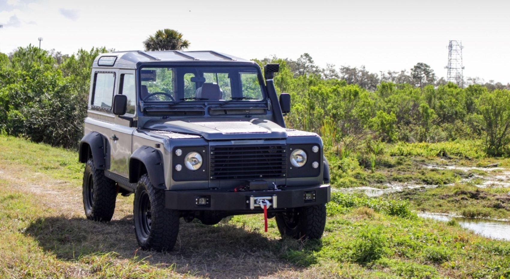 Importing A Classic Land Rover Defender? Read This First