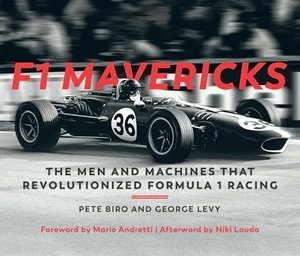 F1 Mavericks cover