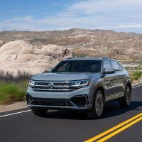 Front tracking 1 200x200 - 2020 VW Atlas Cross Sport: How It's Equipped & What To Expect