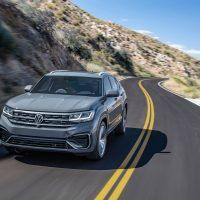 Front tracking 3 200x200 - 2020 VW Atlas Cross Sport: How It's Equipped & What To Expect