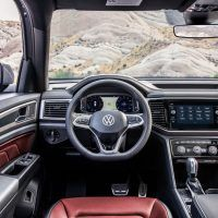 Interior 3 200x200 - 2020 VW Atlas Cross Sport: How It's Equipped & What To Expect