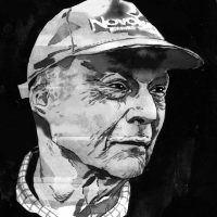Lauda drawing 200x200 - Automoblog Book Garage: My Greatest Defeat