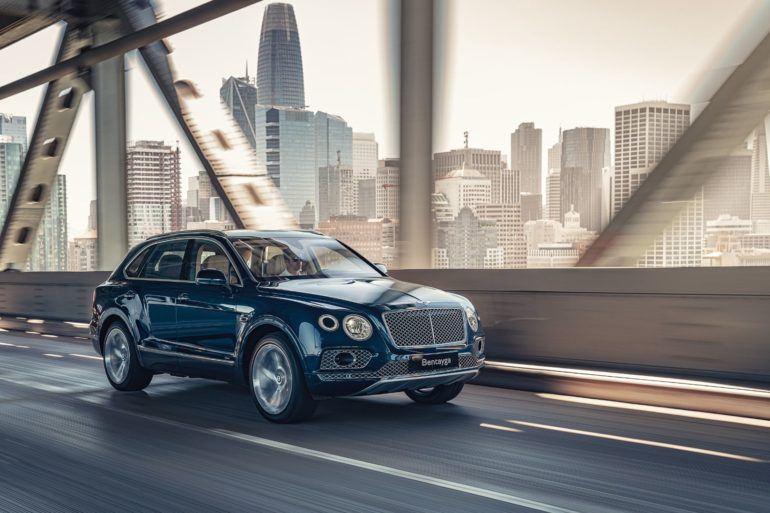 Bentley Bentayga Hybrid: When Eco Goes Posh 20