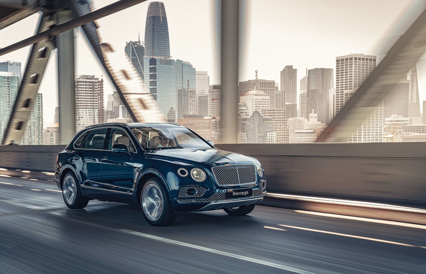 Bentley Bentayga Hybrid: When Eco Goes Posh