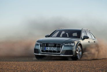 The wait is over Audi A6 allroad returns to the U.S. in 2020 poised for every possibility 6264