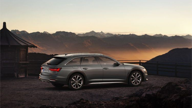 The wait is over Audi A6 allroad returns to the U.S. in 2020 poised for every possibility 6265