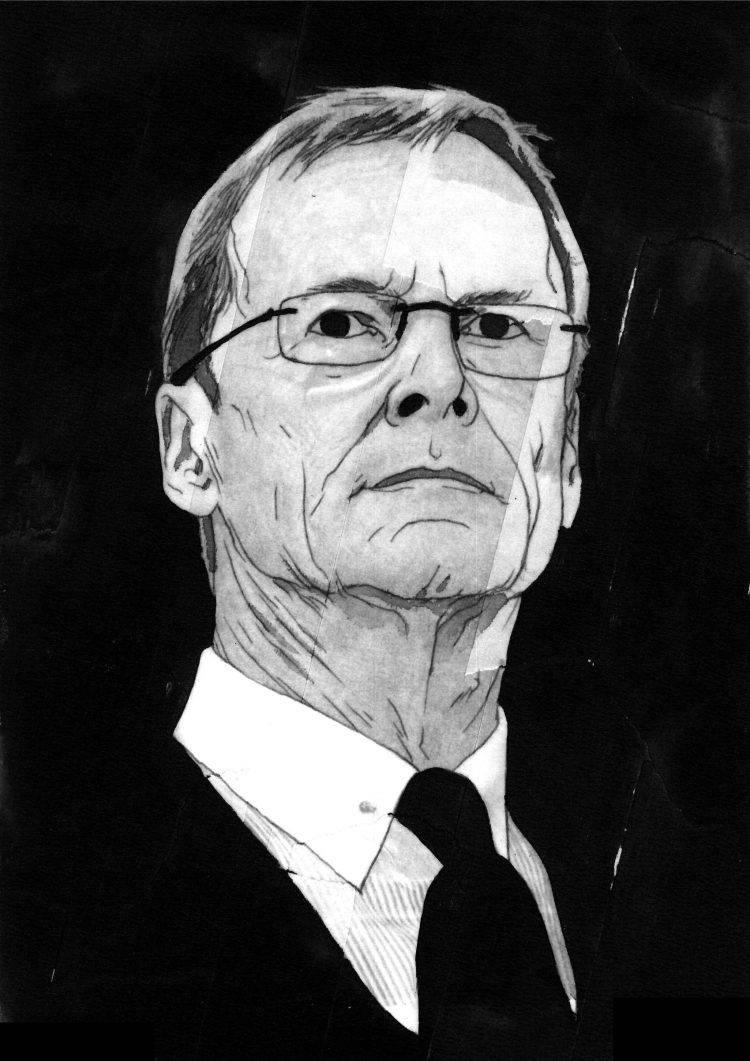 Vatanen drawing 750x1061 - Automoblog Book Garage: My Greatest Defeat