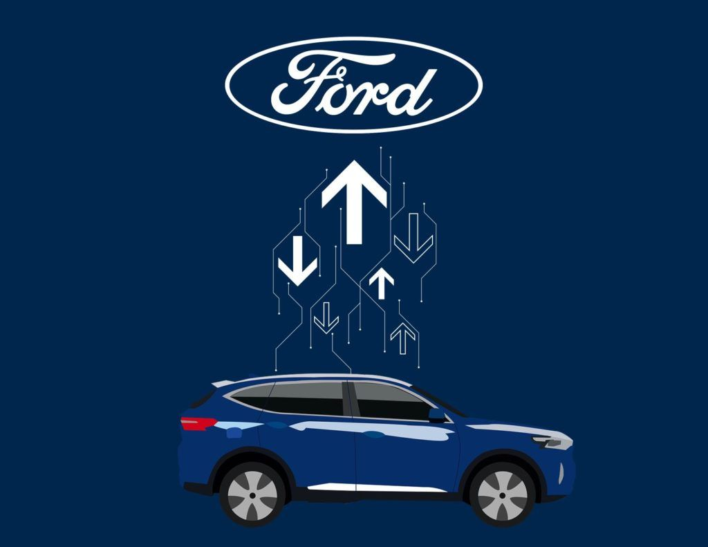 Ford To Add Over-The-Air Updates In 2020.