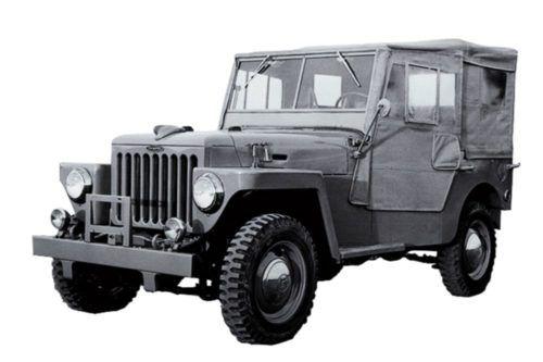 1951 Toyota BJ