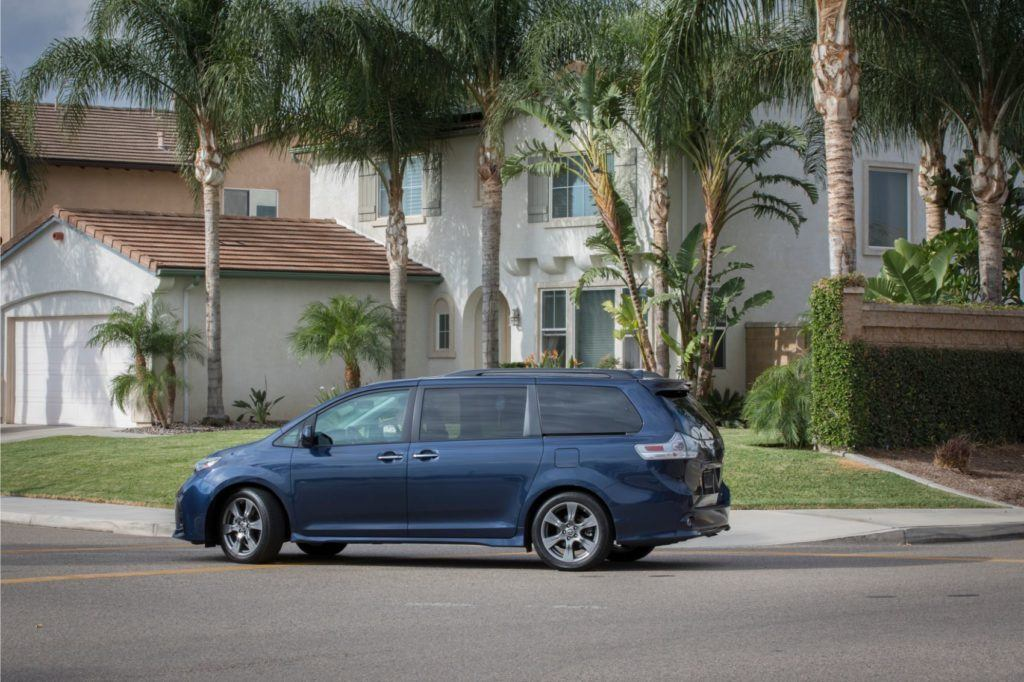 2020 Toyota Sienna Review: A Winner For Families? We Drove It To Find Out 24