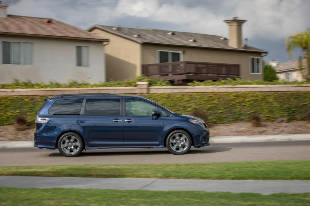 2020 Toyota Sienna Review: A Winner For Families? We Drove It To Find Out 22