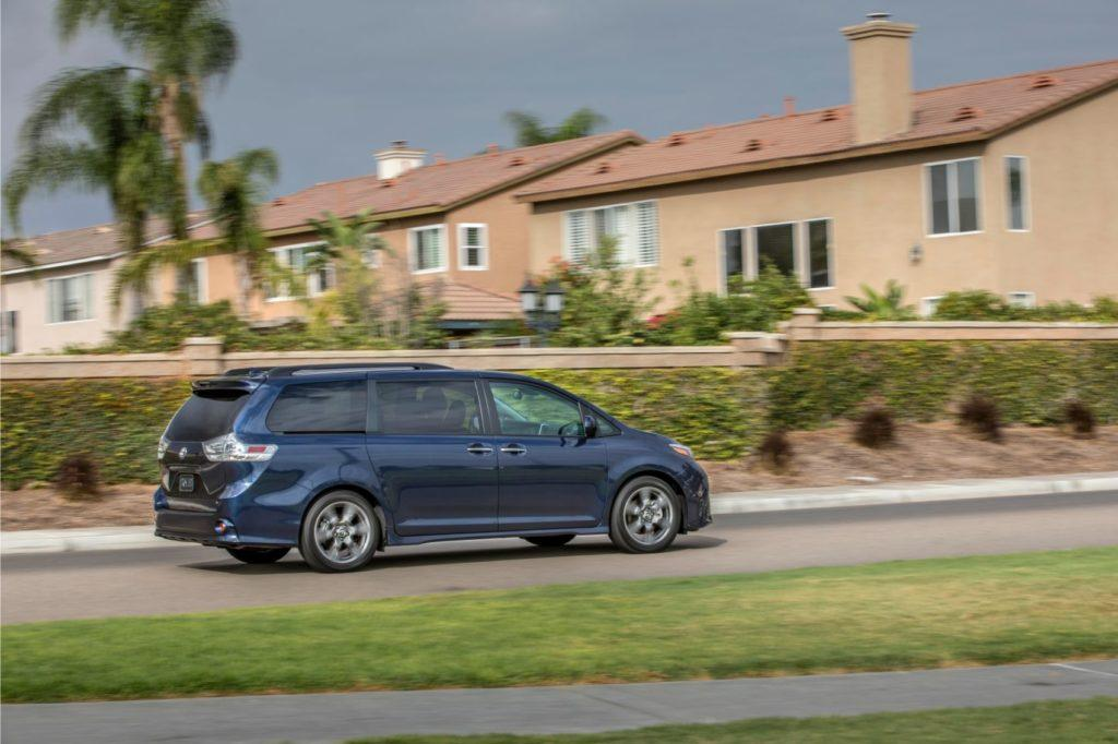 2020 Toyota Sienna Review: A Winner For Families? We Drove It To Find Out 23