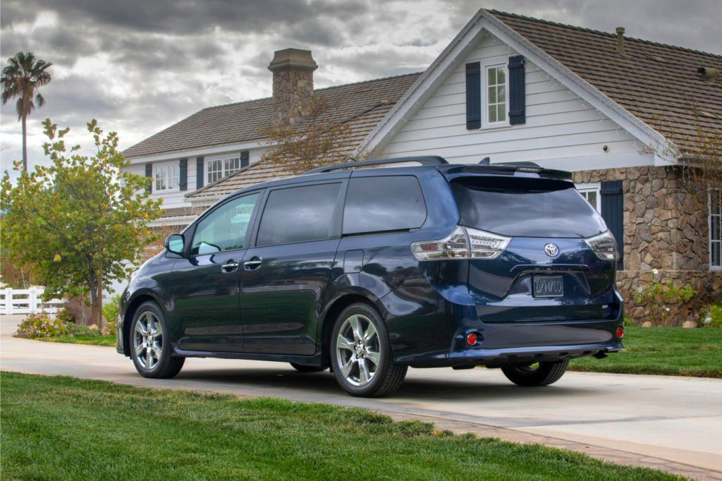 2020 Toyota Sienna Review: A Winner For Families? We Drove It To Find Out 19