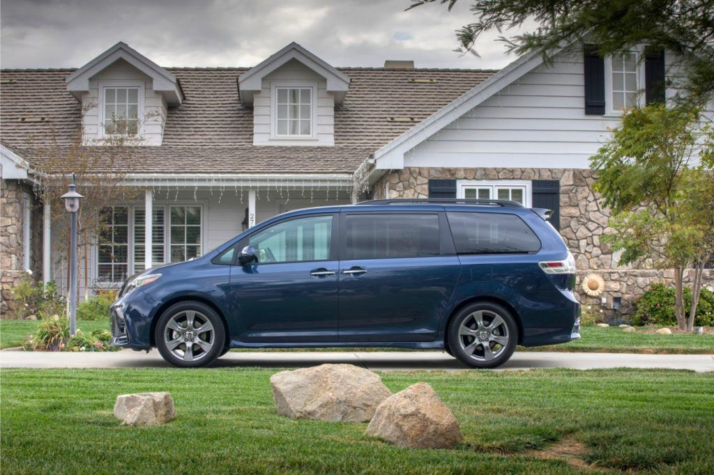 2020 Toyota Sienna Review: A Winner For Families? We Drove It To Find Out 18