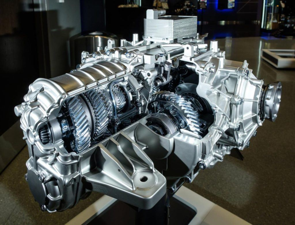 2020 Chevrolet Corvette M1L Transmission 011