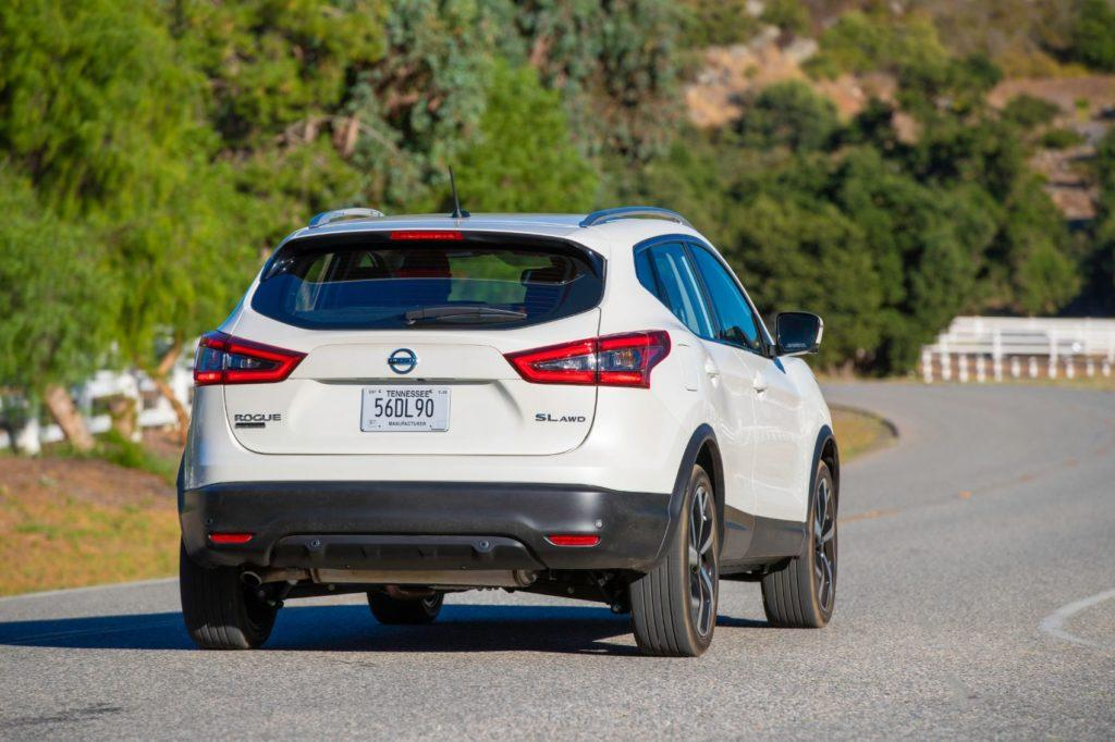 2020 Nissan Rogue Sport: Brief But Detailed Walk Around 20