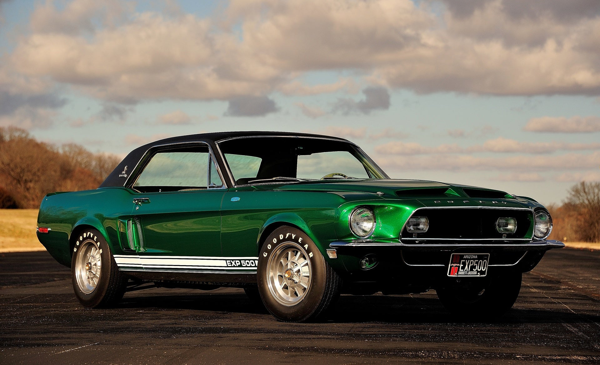 Automoblog Book Garage: Shelby Mustang: The Total Performance Pony Car 15