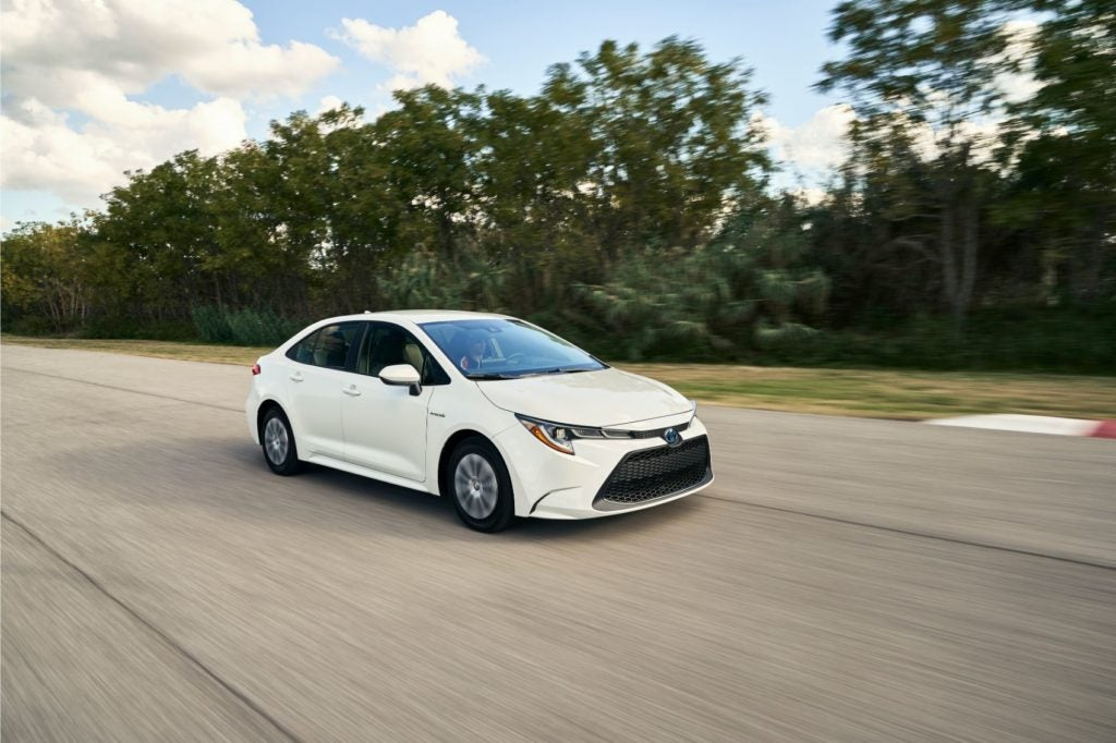 2020 Toyota Corolla Hybrid Review: We Skipped The Gas Station 21