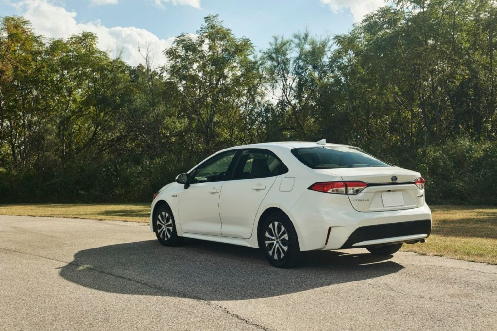 2020 Toyota Corolla Hybrid Review: We Skipped The Gas Station 19