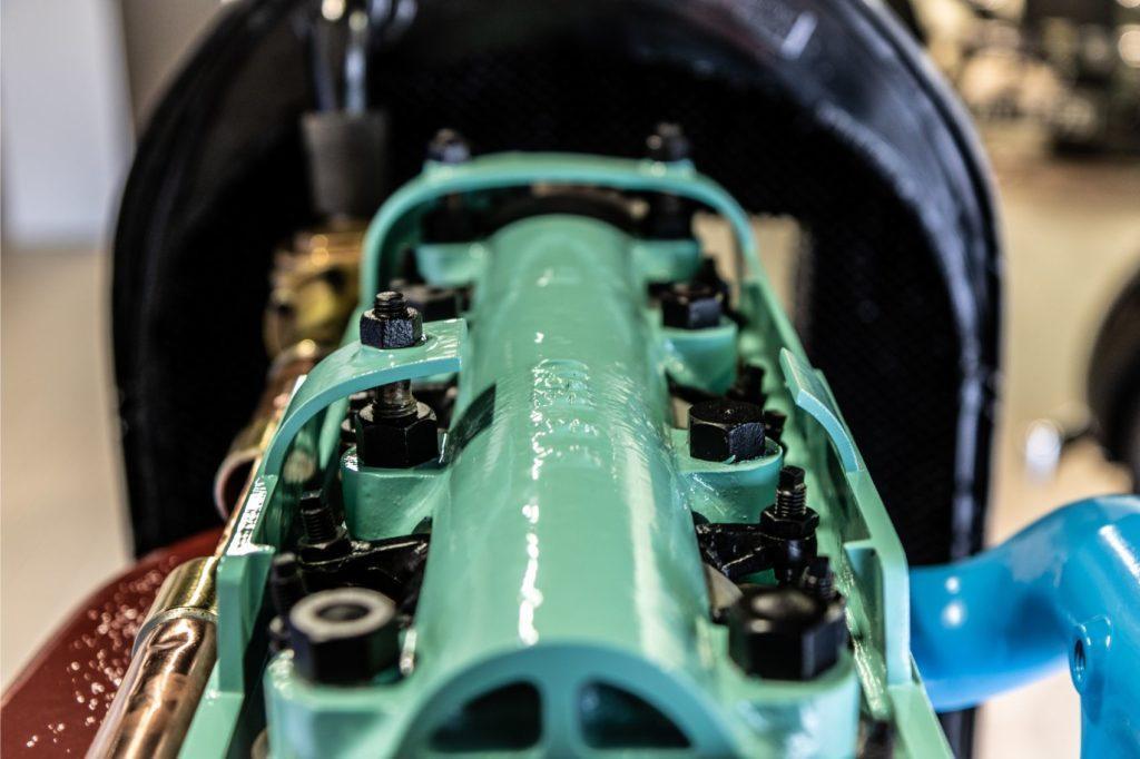 Engine restoration 8