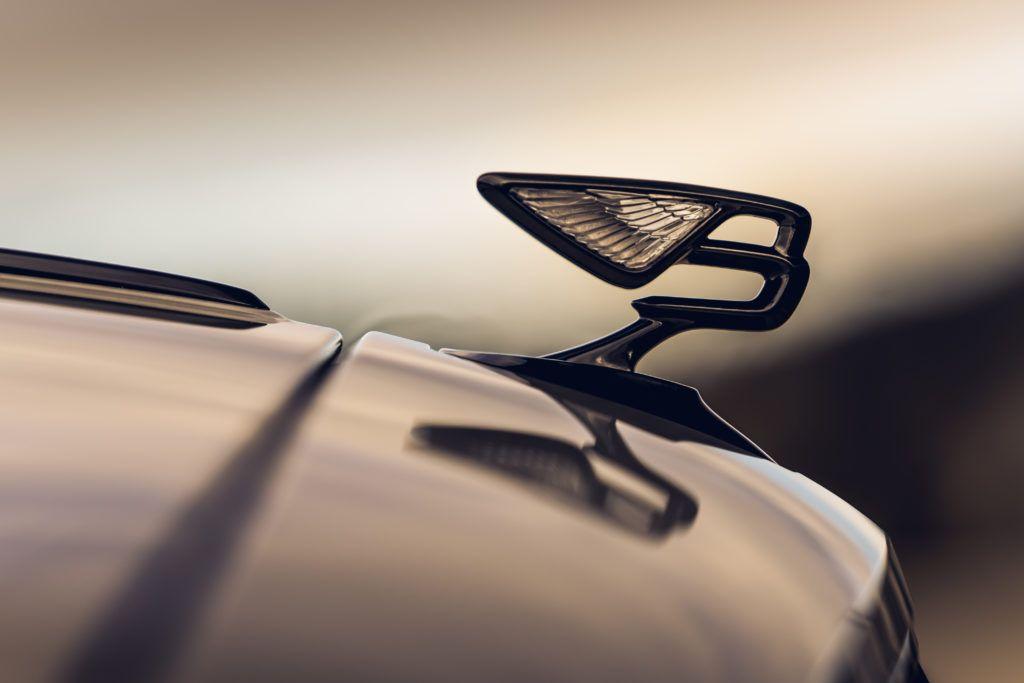2020 Bentley Flying Spur.