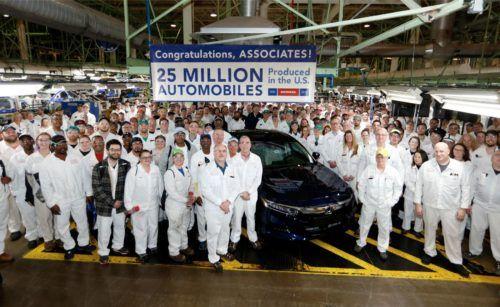 Honda Maryville Plant