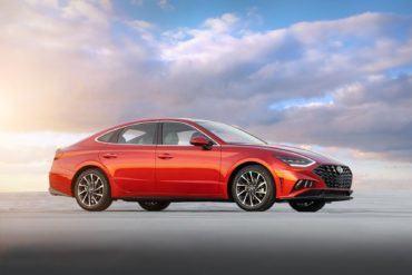2020 Hyundai Sonata: All The Details (With Some Liquid Chrome) 21