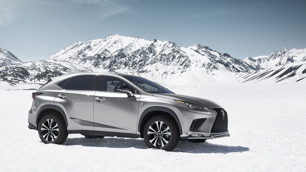 2020 lexus nx 300 f sport review: an suv for driving