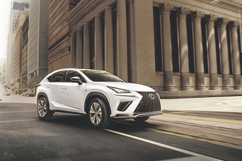 2020 Lexus NX 300 F Sport Review: An SUV For Driving Enthusiasts 15