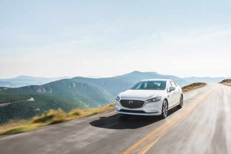 2020 Mazda6: A Complete Look At The Pricing & Trim Levels 16