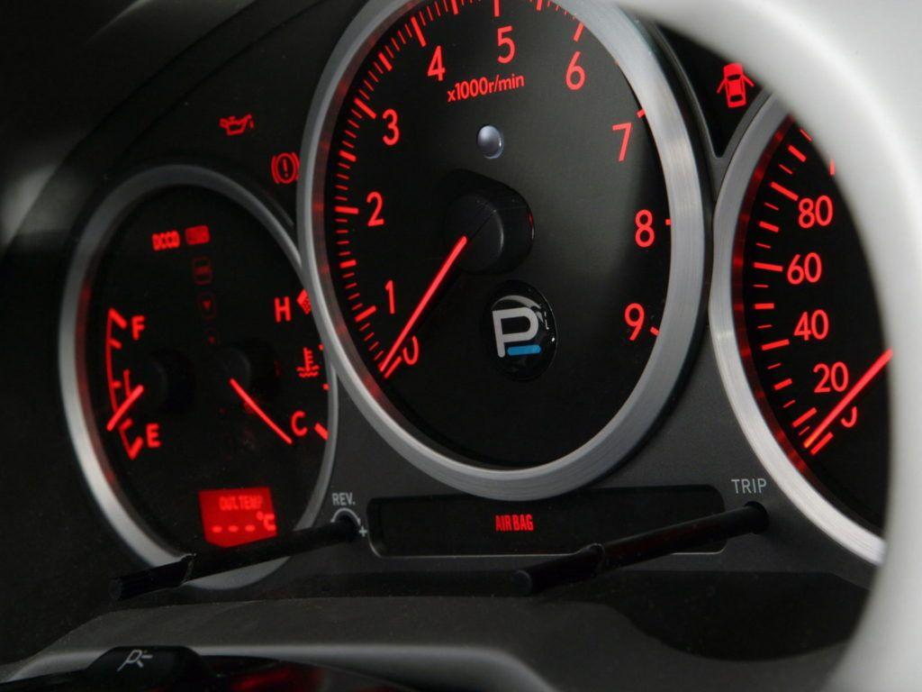 Prodrive P2 gauges