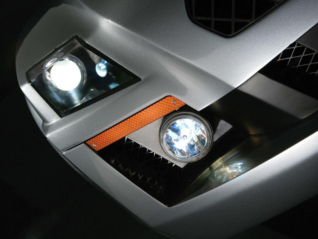 Prodrive P2 headlight
