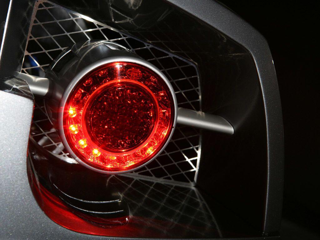Prodrive P2 taillight