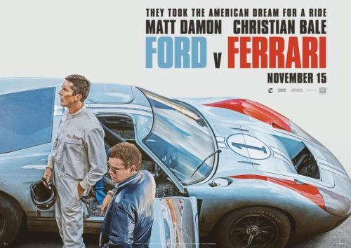 Ford v Ferrari: Biographical Drama Runs Out of Gas 17