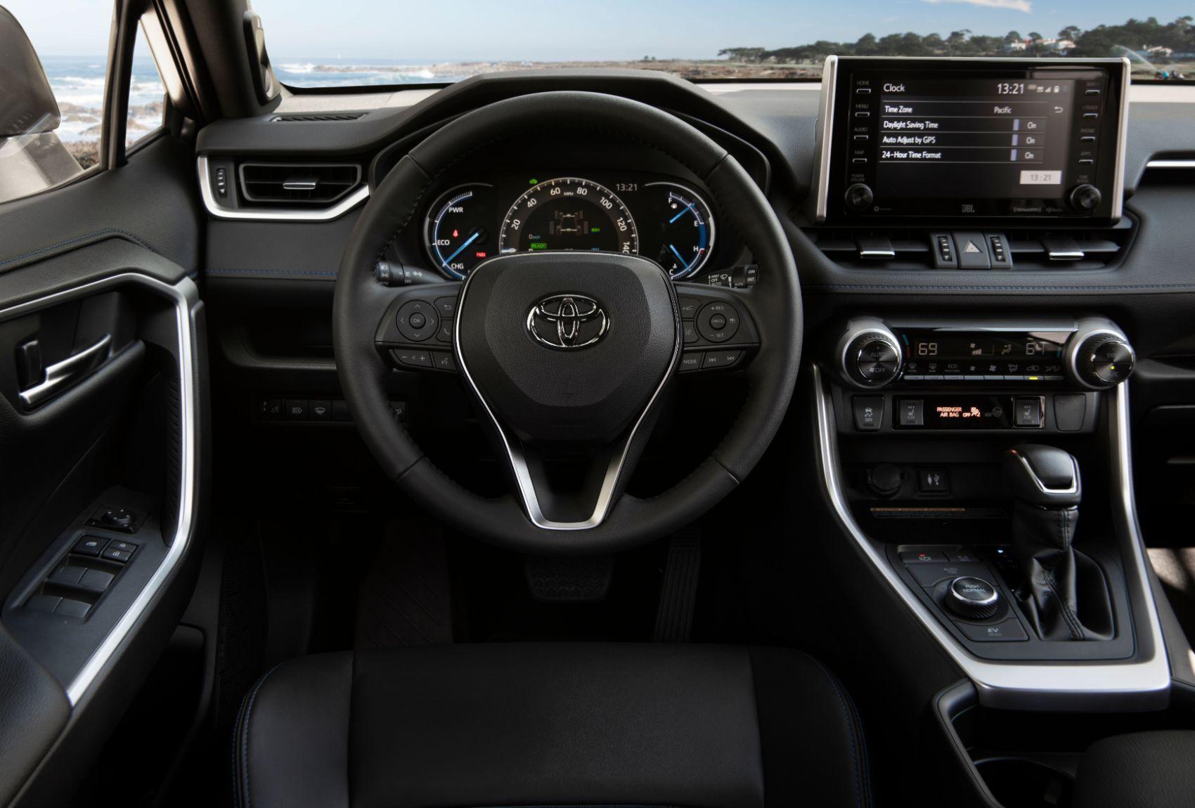 2020 Toyota Rav4 Hybrid Review Easy On The Gas Hard On The Eyes