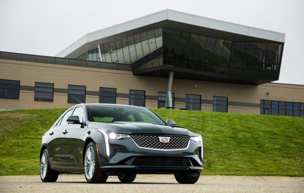 2020 Cadillac CT4 PremiumLuxury 027