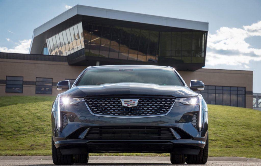 2020 Cadillac CT4 PremiumLuxury 029