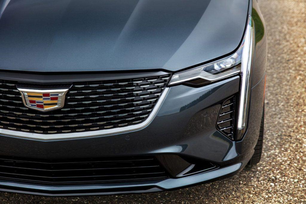 2020 Cadillac CT4 PremiumLuxury 030