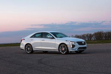 2020 Cadillac CT4: Sportiest Cadillac Ever? Maybe So. 24