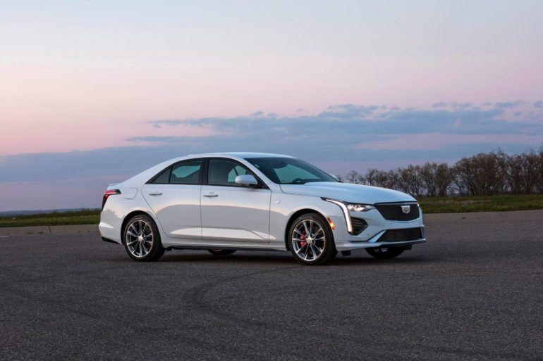 2020 Cadillac CT4: Sportiest Cadillac Ever? Maybe So. 16