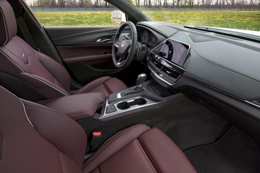 2020 Cadillac CT4 Sport 020